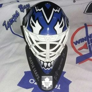 1998 Toronto Maple Leafs Felix Potvin Goalie Mask